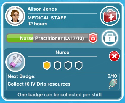 The Sims Freeplay- Profession Careers: Medical Staff – The