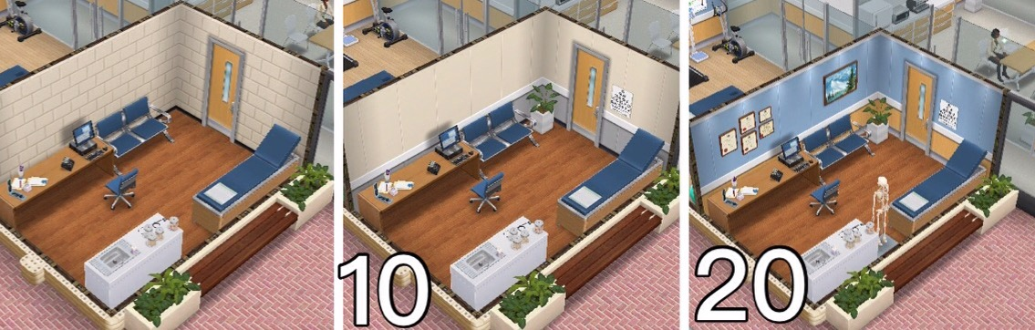 The Sims Freeplay- Profession Careers: Medical Staff – The Girl Who