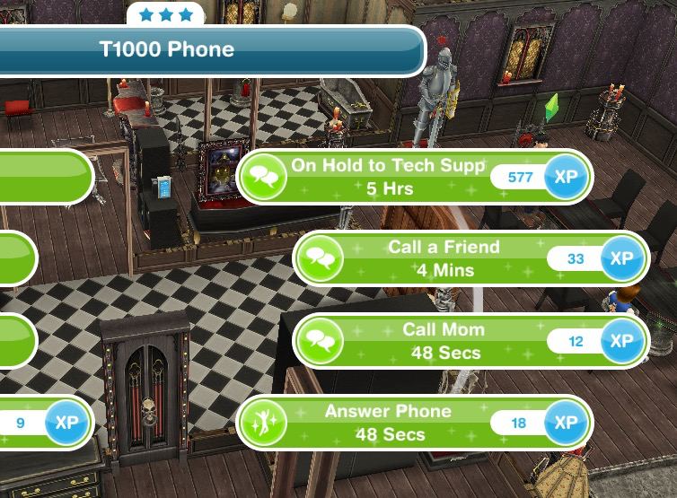 Sims Freeplay Halloween 2020 The Sims Freeplay  Ghost Flustered Quest – The Girl Who Games