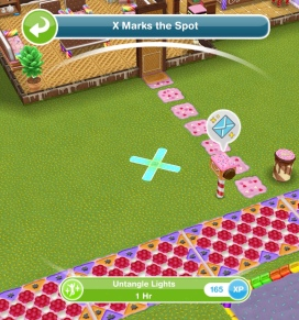 The Sims Freeplay Snow Problem Quest The Girl Who Games