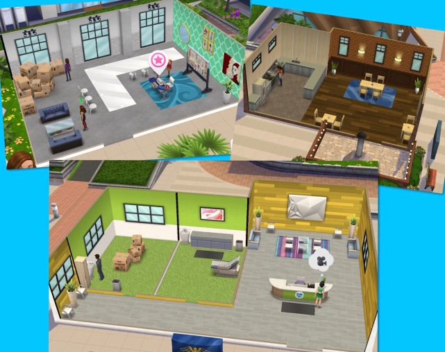 The Sims Mobile Massive February 2018 Update The Girl Who Games