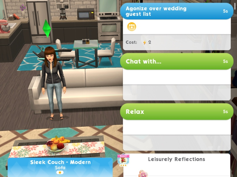 the sims mobile getting married and wedding quest the girl who games