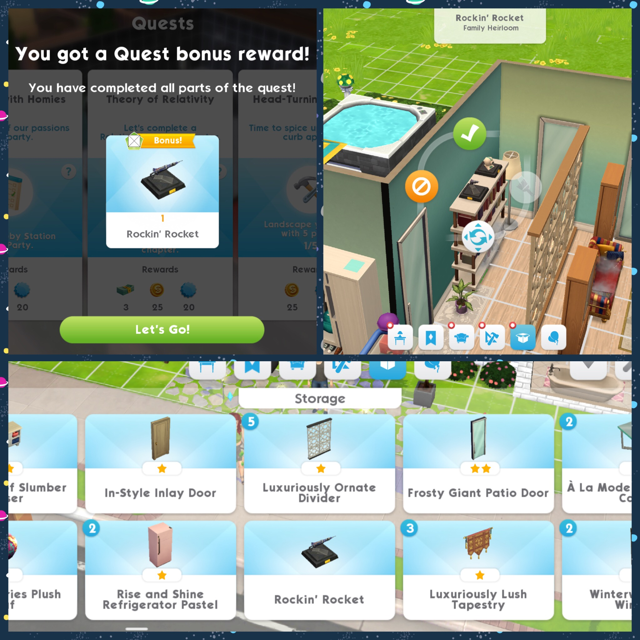 the sims mobile space explorer – The Girl Who Games