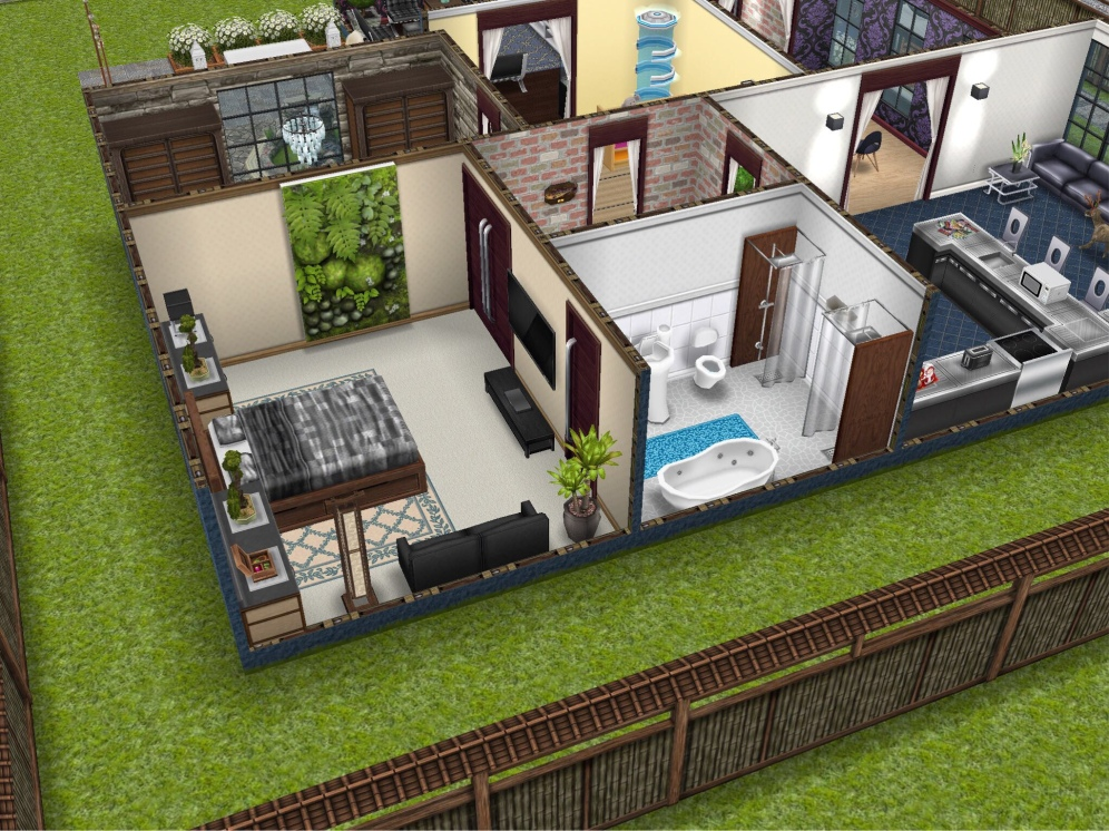My House Designs The Girl Who Games