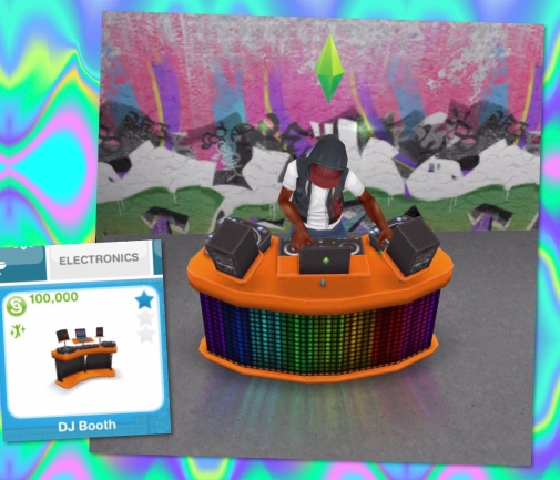 The Sims Freeplay- Hobbies: Breakdancing – The Girl Who Games