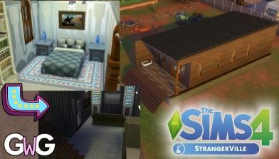 Sims 4 Strangerville Trailer Secrets Tour