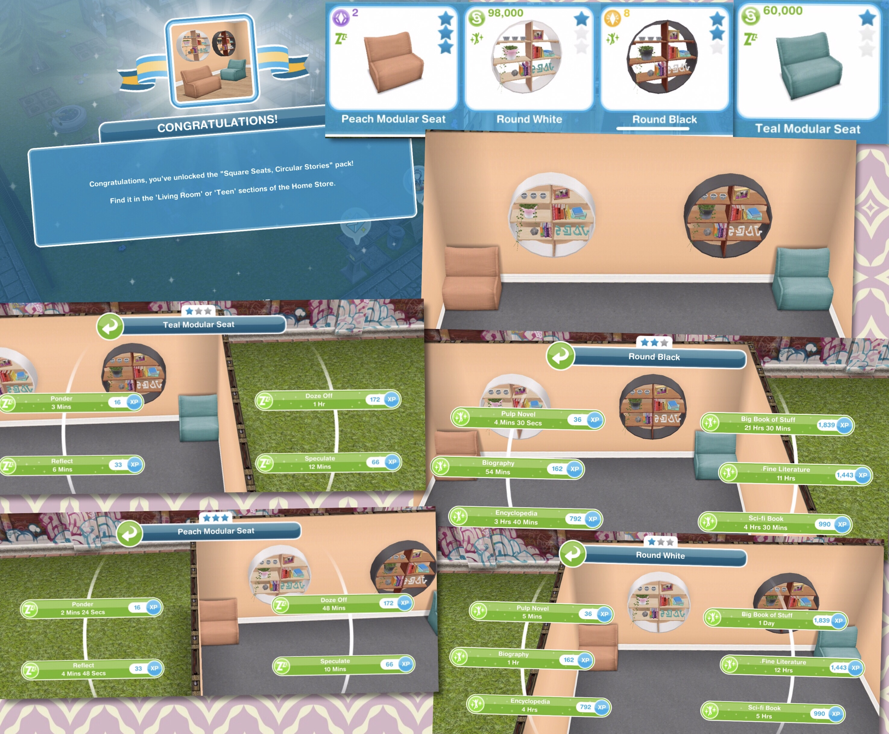 The Sims Freeplay- Family Furnishings Live Event – The Girl Who Games